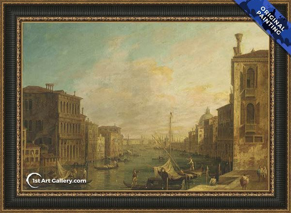 The Grand Canal Painting - Original Painting