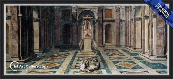 El Greco Painting Reproductions For Sale   1st Art Gallery
