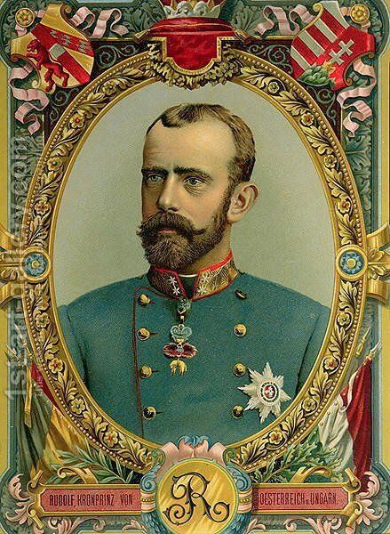 Archduke Rudolf by Anonymous Artist - Reproduction Oil Painting