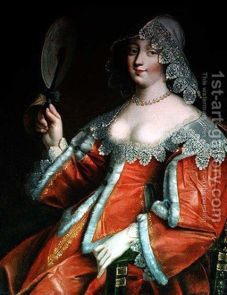 An Allegory of Astrology c.1650 by Charles Beaubrun - Reproduction Oil Painting