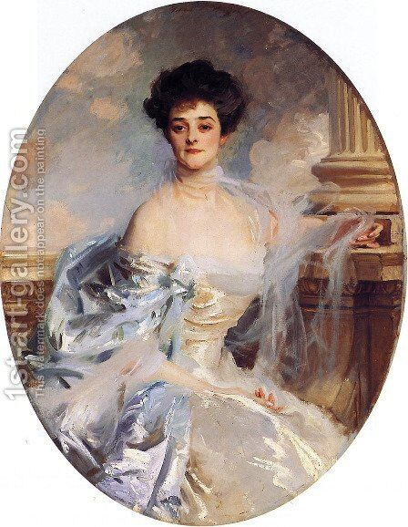 The Countess of Essex by Sargent - Reproduction Oil Painting