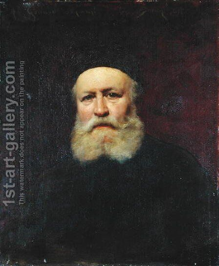 Portrait of Charles Gounod (1818-93) 1890 by Carolus (Charles Auguste Emile) Duran - Reproduction Oil Painting