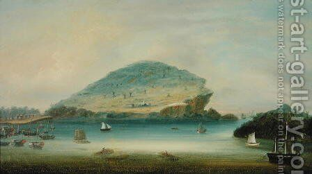 Takow, Formosa by Anonymous Artist - Reproduction Oil Painting