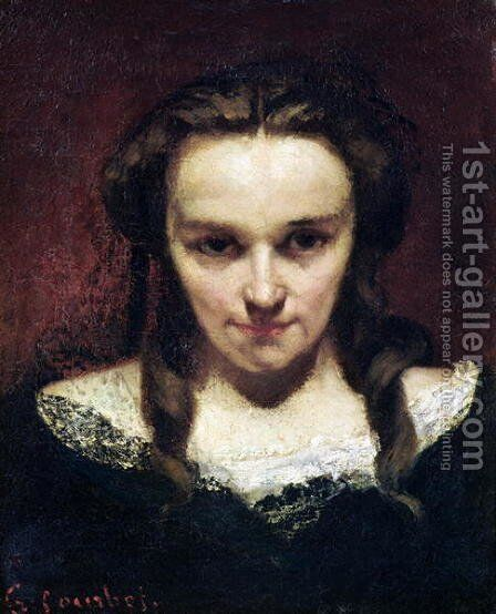 The Clairvoyant or, The Sleepwalker, c.1865 by Gustave Courbet - Reproduction Oil Painting