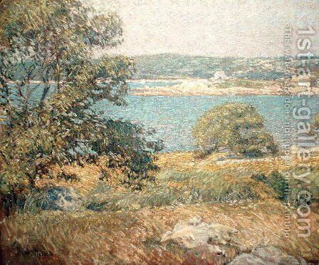 Ten Pound Island, c.1896-99 by Childe Hassam - Reproduction Oil Painting
