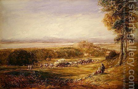 Lancaster: Peace and War by David Cox - Reproduction Oil Painting