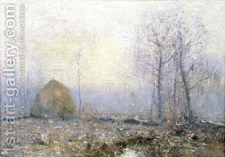 Early Light 1922 by Bruce Crane - Reproduction Oil Painting