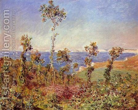 The 'Fonds' at Varengeville by Claude Oscar Monet - Reproduction Oil Painting