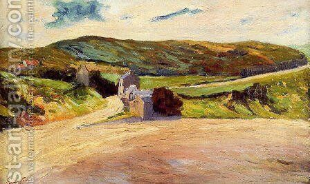 Saint Jean du Dougt by Maxime Maufra - Reproduction Oil Painting