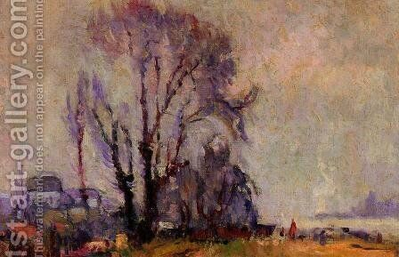 Landscape I by Albert Lebourg - Reproduction Oil Painting