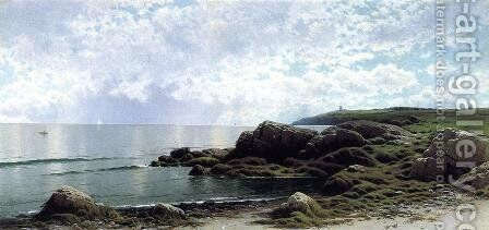 at low tide 2 by Sir Edward John Poynter - Reproduction Oil Painting