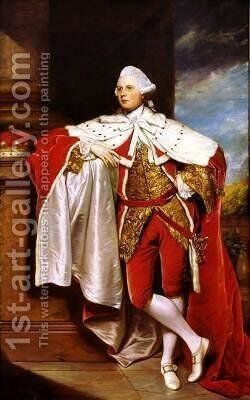 Henry, Eighth Lord Arundell of Wardour by Sir Joshua Reynolds - Reproduction Oil Painting