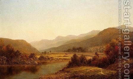 Early Autumn by Charles Wilson Knapp - Reproduction Oil Painting