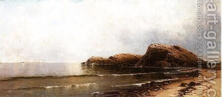 Maine Coast by Alfred Thompson Bricher - Reproduction Oil Painting