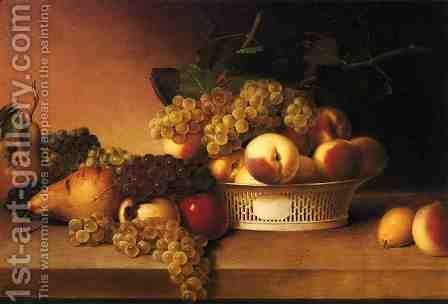 Still Life No. 2 by James Peale - Reproduction Oil Painting