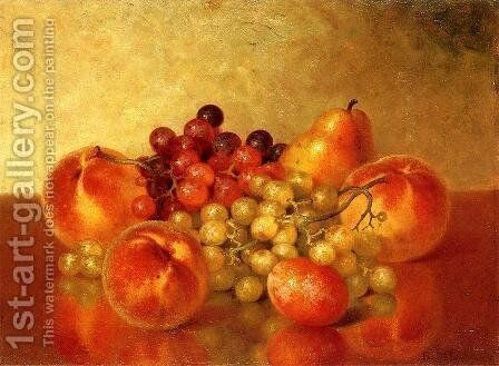 Still Life with Fruit by Bryant Chapin - Reproduction Oil Painting