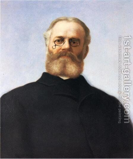 William Lee by Eliphalet Andrews - Reproduction Oil Painting