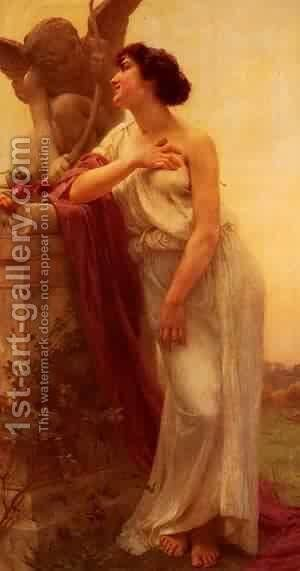 Confidence I by Guillaume Seignac - Reproduction Oil Painting