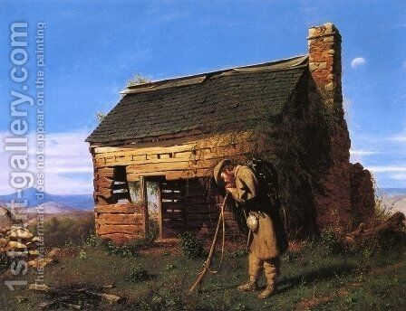 Lost Cause by Henry Mosler - Reproduction Oil Painting