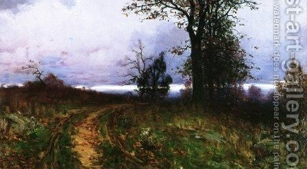 Georgia Landscape by Henry Ossawa Tanner - Reproduction Oil Painting