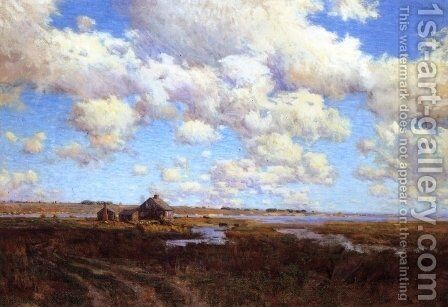 Clearing after a Storm by Charles Harold Davis - Reproduction Oil Painting