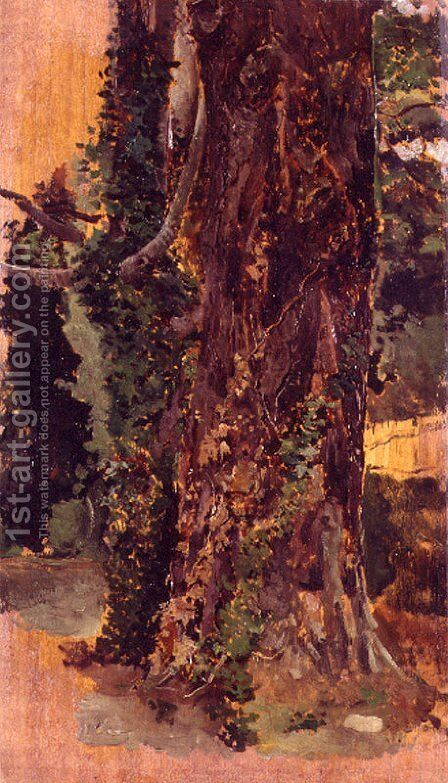 Viejo Arbol by Emilio Sala y	Frances - Reproduction Oil Painting