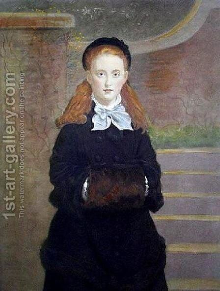 The Picture of Health by Sir John Everett Millais - Reproduction Oil Painting