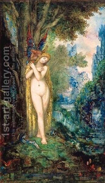Eve I by Gustave Moreau - Reproduction Oil Painting