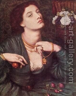 Monna Pomona by Dante Gabriel Rossetti - Reproduction Oil Painting