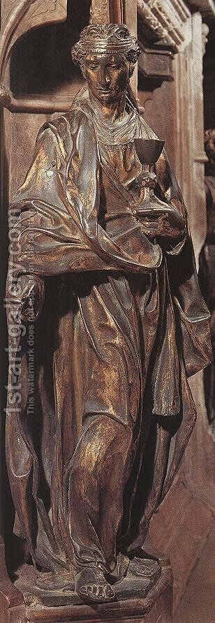 Faith by Donatello - Reproduction Oil Painting