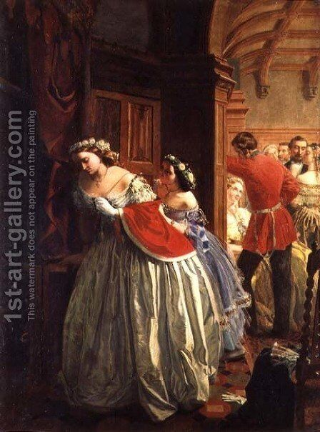 Wounded Feelings, 1862 by Alice Walker - Reproduction Oil Painting