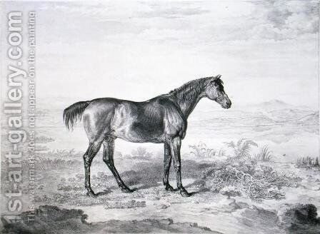 Dr Syntax, 1823 by James Ward - Reproduction Oil Painting