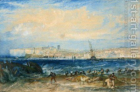 Margate, c.1822 by Turner - Reproduction Oil Painting