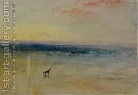 Dawn after the Wreck, c.1841 by Turner - Reproduction Oil Painting