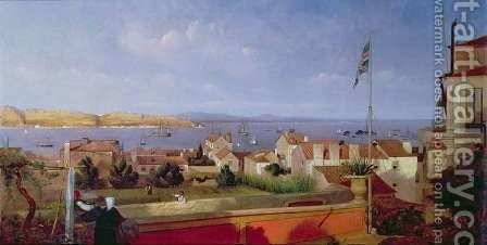 Lisbon by Charles Henry Seaforth - Reproduction Oil Painting