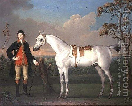 The Duke of Cumberlands Crab by James Seymour - Reproduction Oil Painting