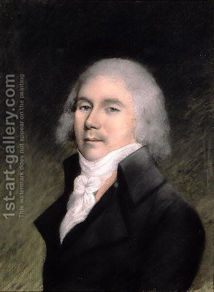 Charles de Talleyrand-Perigord 1754-1838 by James Sharples - Reproduction Oil Painting
