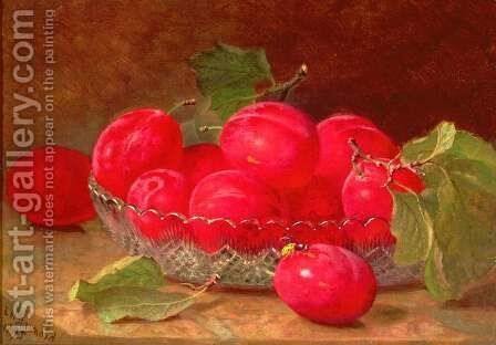 Still Life, 1895 by Eloise Harriet Stannard - Reproduction Oil Painting