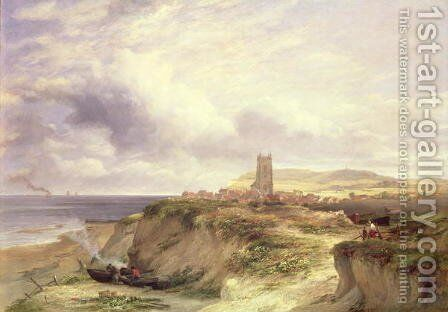 Cromer, c.1835 by James Stark - Reproduction Oil Painting