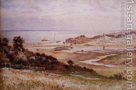 Yarmouth by Charles Robertson - Reproduction Oil Painting