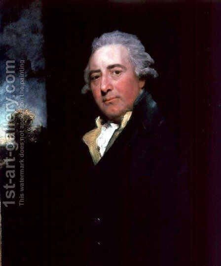 Lord Vernon, 1789 by Sir Joshua Reynolds - Reproduction Oil Painting