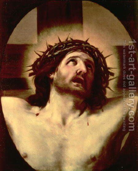 The Crown of Thorns by Guido Reni - Reproduction Oil Painting
