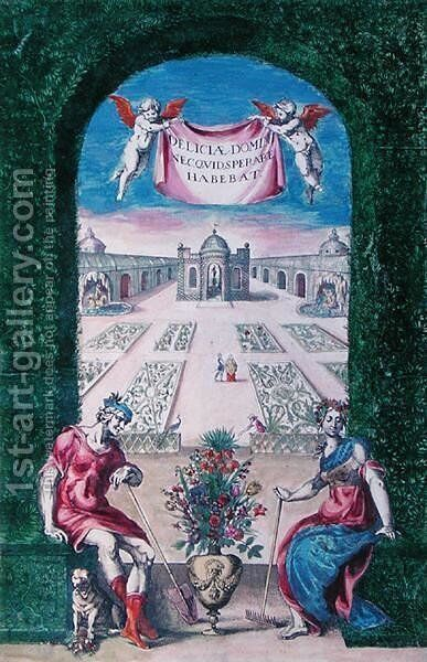 Book of plants, 1627 by (after) Rabel, Daniel - Reproduction Oil Painting