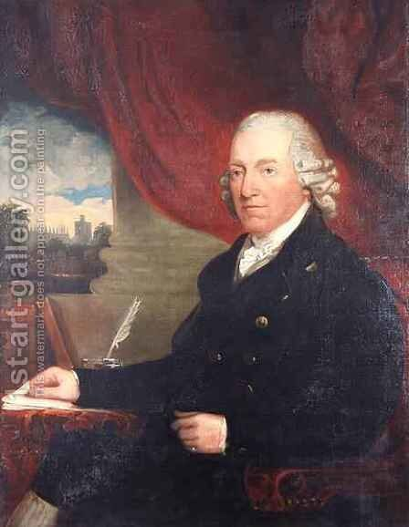 Martin Wall by Charles William Pegler - Reproduction Oil Painting