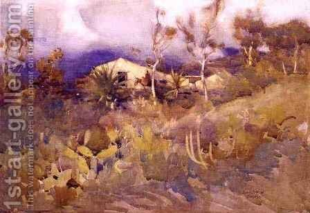 Tenerife by A.J. Patterson - Reproduction Oil Painting