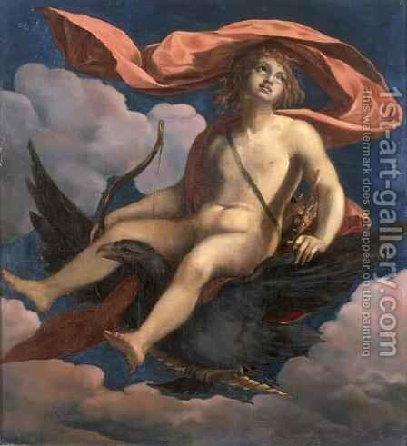 Ganymede by Domenico Cresti  (see Passignano) - Reproduction Oil Painting