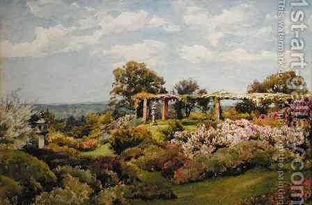 Nymans, Sussex by Alfred Parsons - Reproduction Oil Painting