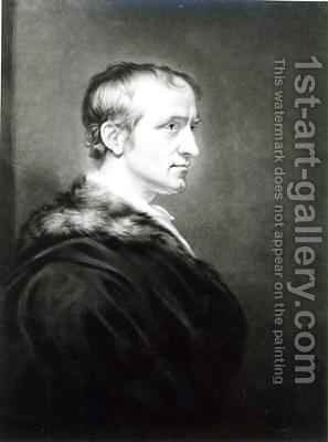 William Godwin 1756-1836 1802 by James Northcote, R.A. - Reproduction Oil Painting