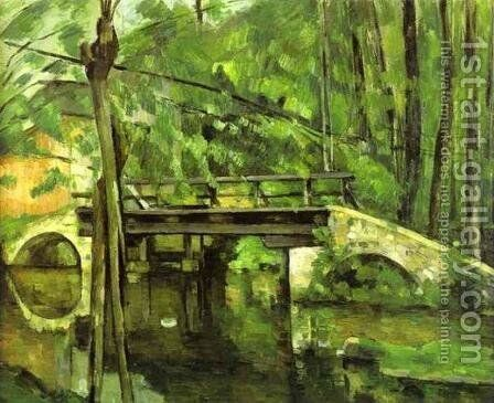 Bridge of Maincy by Paul Cezanne - Reproduction Oil Painting