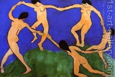 The Dance I by Henri Matisse - Reproduction Oil Painting